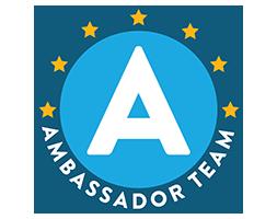 Ambassador Team Logo 2019
