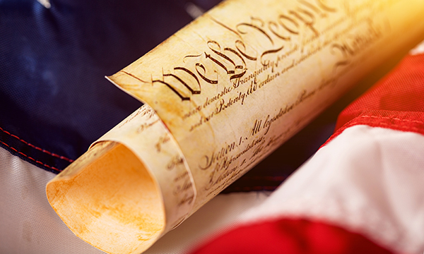 Constitution, Declaration of Independence