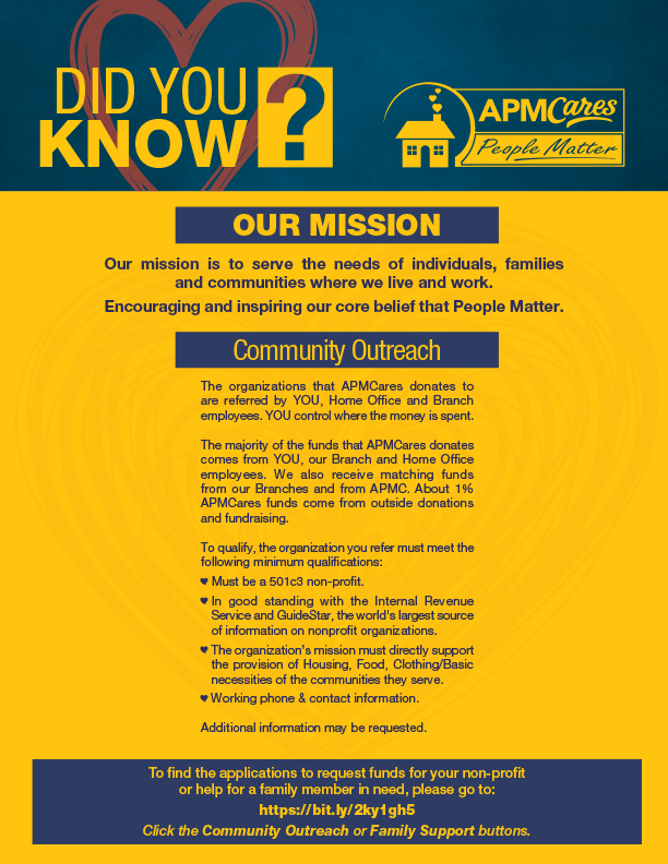 Did You Know_APMCares_CommunityOutreach_Final