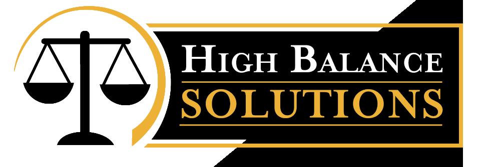 High Balance Solutions