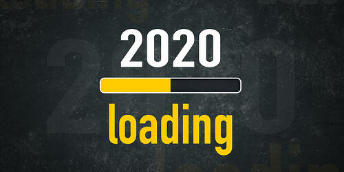 2020 New Year Loading
