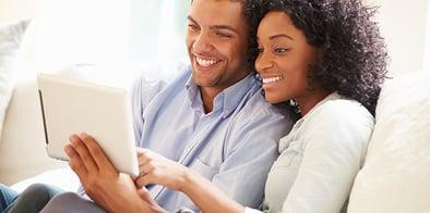 Couple considering refinance options