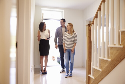 buying a home in the busy season