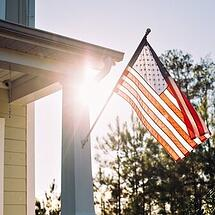 History and Proper Display of the American Flag