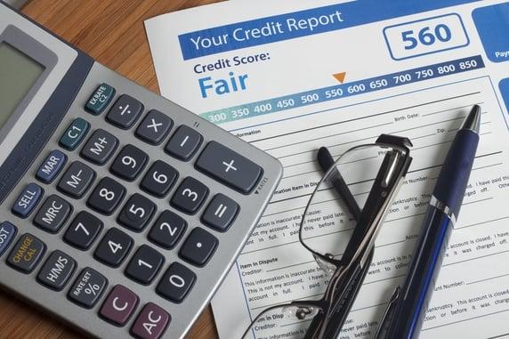 understaning your credit score