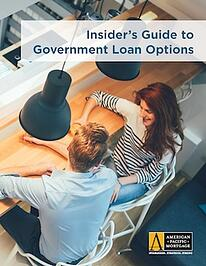 Insider's guide to Government Loan Options