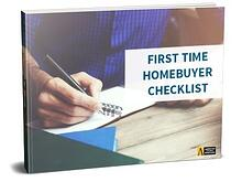 First Time Homebuyer workbook
