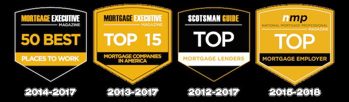 Top Mortgage Companies