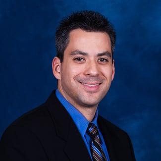 Martin Llanos, Sales Manager