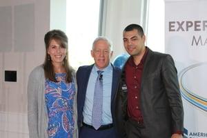 Michael Guidotti and Alexia Engel receive APM Diversity Award