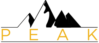 Peak loan program logo