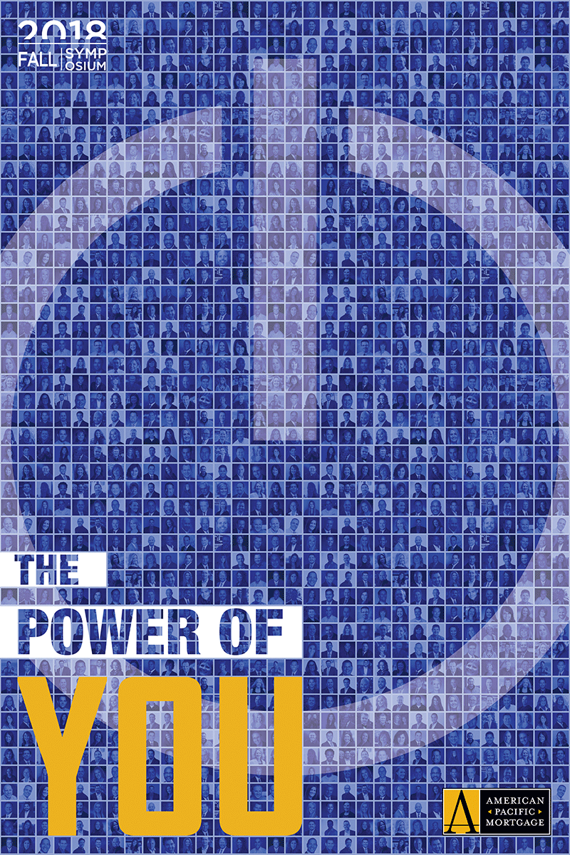 Fall 2018 Symposium: The Power of YOU