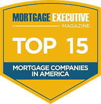 mortgage executive magazine top 15 mortgage companies in america