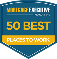 mortgage executive magazine 50 best places to work