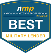 national mortgage professional magazine best military lender