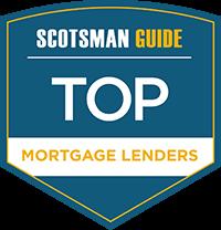 Scotsman Top Mortgage Lender Award