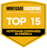 Mortgage Executive Magazine Top 15 Mortgage Companies in America 2013 to 2017