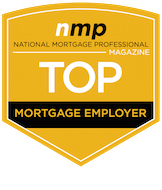 National Mortgage Professional Magazine Top Mortgage Employer 2015 to 2018