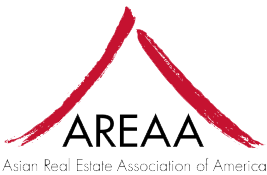 AREAA, Asian Real Estate Association of America logo