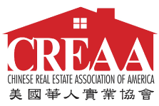 CREAA, Chinese Real Estate Association of America logo