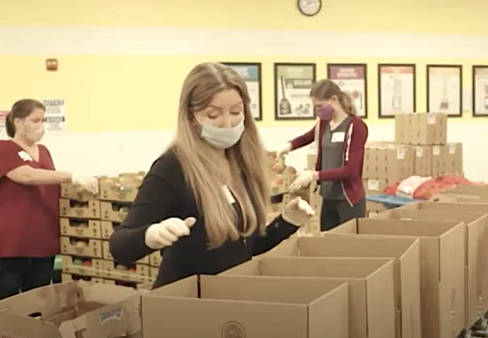 APMCares - Food Donation Video