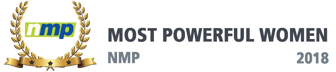 NMP Award, Most Powerful Women, 2018