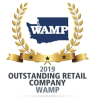 WAMP award, Outstanding Retail Mortgage Company, 2019