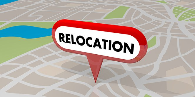 5 Things To Consider If You're Thinking About Relocating
