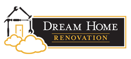 dream home renovation logo