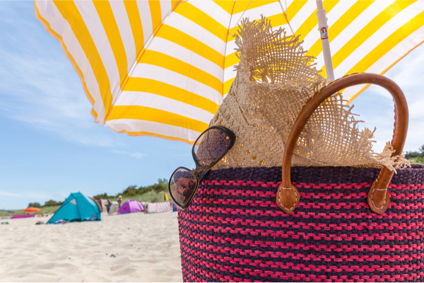 10 Essentials for a great day at the beach!